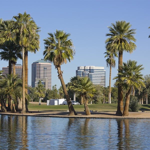 Why live in Phoenix?
